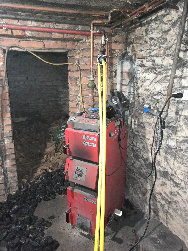 Czyszczenie instalacji centralnego ogrzewania w Krakowie